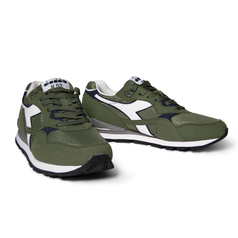Dettagli su Scarpe Sneakers Uomo DIADORA Modello N.92 3 Colori